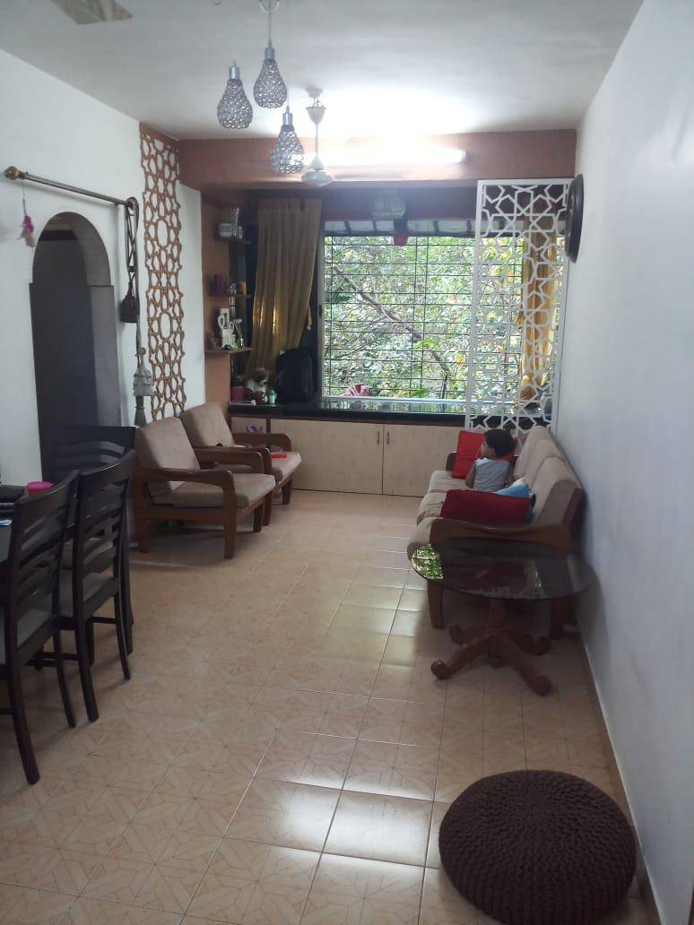 4bhk flat fully furnished mulund west